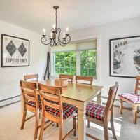West Dover Townhome with Deck, Grill & Amenities