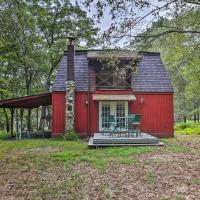 Spacious and Secluded Bushkill Escape - 7 Mi to Falls