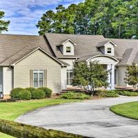 Luxe Lakefront Scottsboro Home with Boat Slip & Pool!