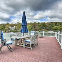Lake Hopatcong Family Home with Boat Slip and Dock