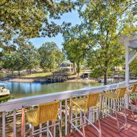 Waterfront Home on Badin Lake with Large Deck!