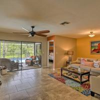 Fort Myers Home with Pvt Pool, 16mi to Beach!