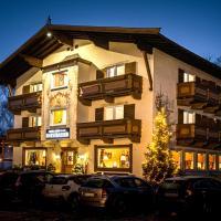 Hotel Garni Entstrasser, hotel in Kitzbühel