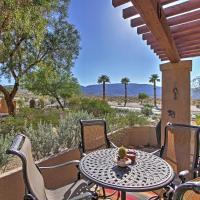 Borrego Springs Condo with Desert and Mountain Views!, hotel in Borrego Springs