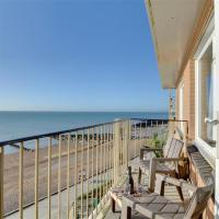 Cosy apartment near Brighton with seaview