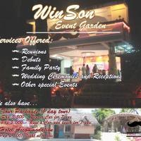 Winson Event Garden, отель рядом с аэропортом Virac Airport - VRC в городе Virac