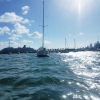 Sailboat with view, hotel near Miami Seaplane Base - MPB, Miami