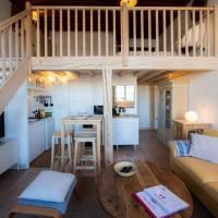 Le Woody authentique appartement des Canuts