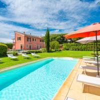 Villa Rossa, hotell i Pisa