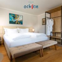 Boutique Hotel OchSen, hotel in Bad Ragaz