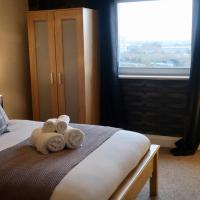 Fantastic 2 BED APT Close to the ARENA sleeps 6