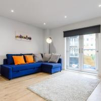 Central FABULOUS brand new flat sleeps 4