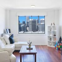 Perfect Pyrmont penthouse pad