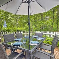 Maushop Village Getaway with Private Beach Access!, hotel in Mashpee