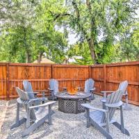 Historic Redstone with Large Backyard Walk To CSU
