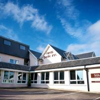 Nevis Bank Inn, hotel in Fort William