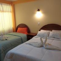 Real Divina, hotel near Inca Manco Cápac International Airport - JUL, Juliaca