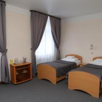Hotel Moneron, отель в Южно-Сахалинске