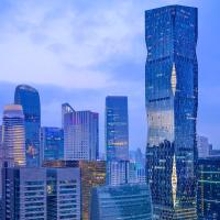 Park Hyatt Guangzhou, hotel em Guangzhou