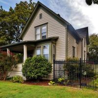 Historic and Charming Salem Home with Mill Creek Views!