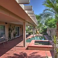 'Bella Vista' La Quinta Home with Pool and Spa!