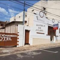 Hotel Nove De Julho