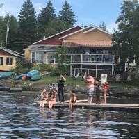 Auberge et Chalets sur le Lac, hotel em Lac-Mégantic
