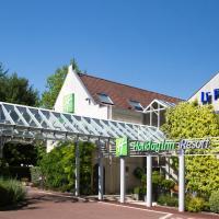 Holiday Inn Resort le Touquet, an IHG Hotel, hôtel à Le Touquet-Paris-Plage
