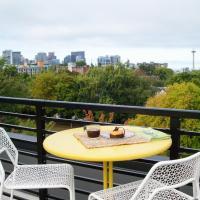 New Listing! Chic Capitol Hill Condo w/ Courtyards condo