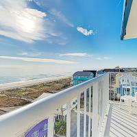 New Listing! Beachfront Perch w/ Sparkling Pool condo