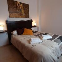 Apartamento cómodo y acogedor en el centro con WiFi