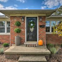Cozy Modern Home 2 Miles from Downtown Erie!