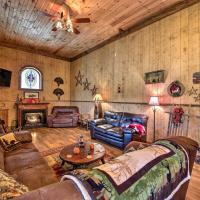 The Bovard Lodge Rustic Cabin Near Ohio River, Hotel in Florence