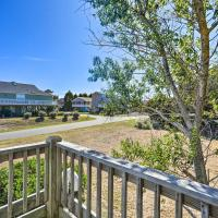 Sunset Beach Home with 4-Level Deck about 1Mi to Pier