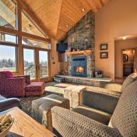 North Shore Luxury Cabin By Gooseberry Falls!、Castle Dangerのホテル