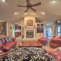 Bella Vista Home with Deck & Lake Windsor Views!