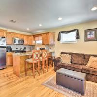 Apartment with Patio & Grill, 3 Blocks to Boardwalk!, hotel in Seaside Heights