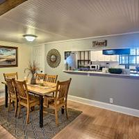 Coastal Retreat with Pool Access about 3 Miles to Beach!