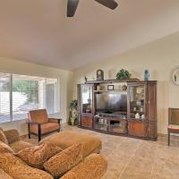N Tucson Home with Patio by Catalina St Park!