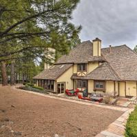 Main House with Game Room, 5Mi to Dwtn Flagstaff