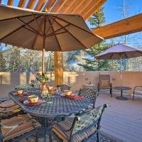 Mountain Escape with Hot Tub - Ski, Hike, and Golf!