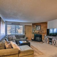 Skier's Paradise Ski-In and Ski-Out Resort Condo!