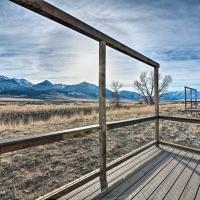 Romantic Mountain Getaway - 1 Hour to Yellowstone!, hótel í Livingston