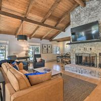 Cabin Less Than 3 Miles to Golf, Lake, Angel Fire Ski Area