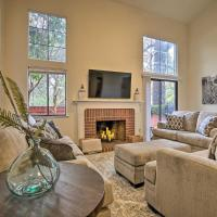Well-Appointed Condo Across Street from UC Davis!, hotel in Davis