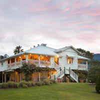 Mavis's Cabins @ Mt Warning, hotel em Uki