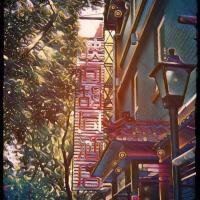 Happy Dragon Alley Hotel Beijing Tian AnMen Forbidden City, отель в Пекине