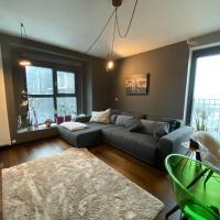 Modern apartment in the heart of Belval, hôtel à Esch-sur-Alzette