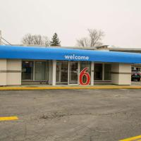 Motel 6-North Olmsted, OH - Cleveland, hotel near Cleveland Hopkins International Airport - CLE, North Olmsted