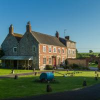 Rollestone Manor B&B and Restaurant, hotel in Shrewton